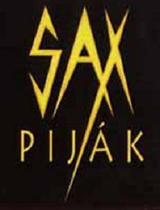 Sax Piják - Logo
