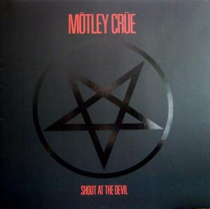 Mötley Crüe - Shout at the Devil