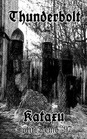 Thunderbolt / Kataxu - Beyond Christianity / North
