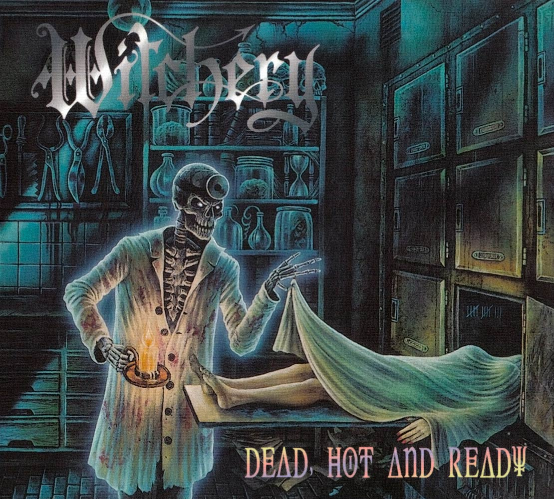 Witchery - Dead, Hot and Ready