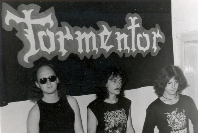 Tormentor - Photo