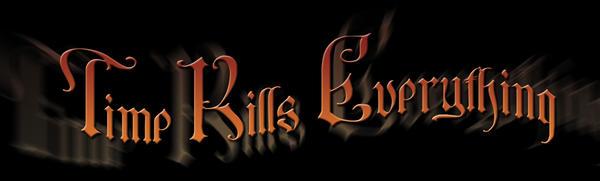 Time Kills Everything - Logo