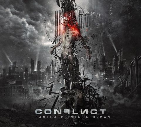Conflict - Transform into a Human