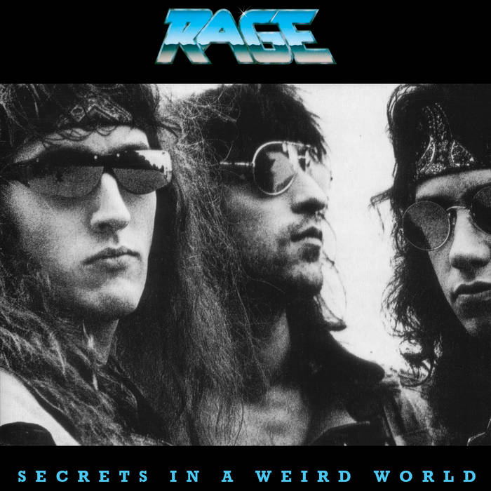 Rage — Secrets in a Weird World (1989)