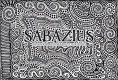 Sabazius - Dithyramb III: Sabazius Rising