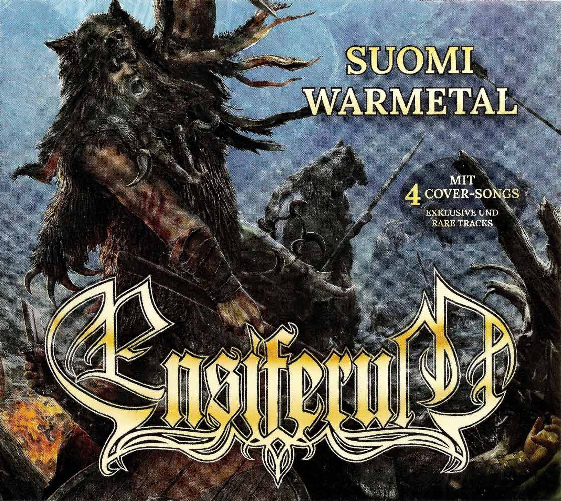 Ensiferum - Suomi Warmetal
