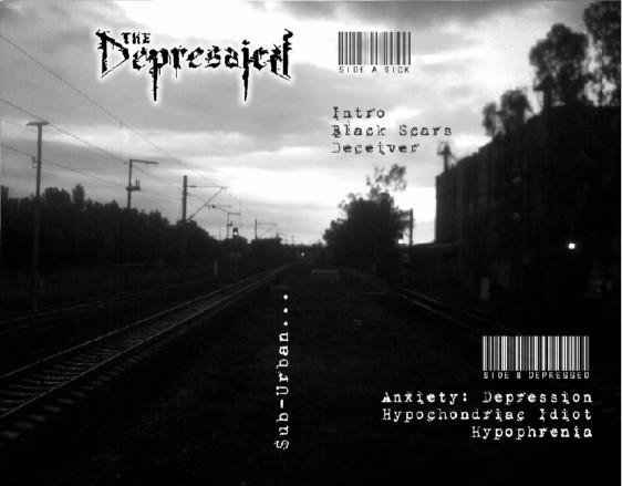 The Depressick - Sub-Urban...