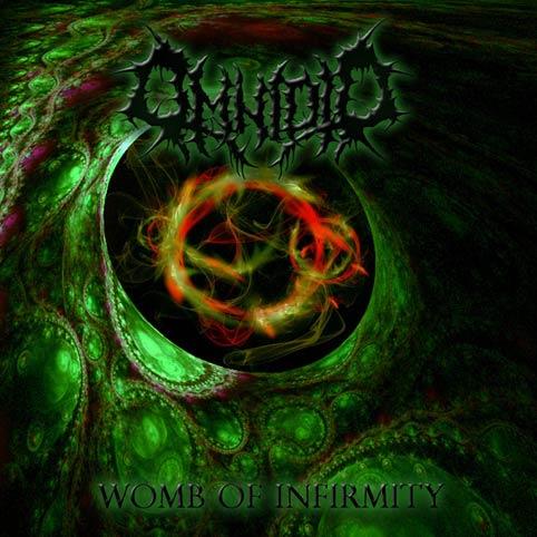 Omnioid - Womb of Infirmity