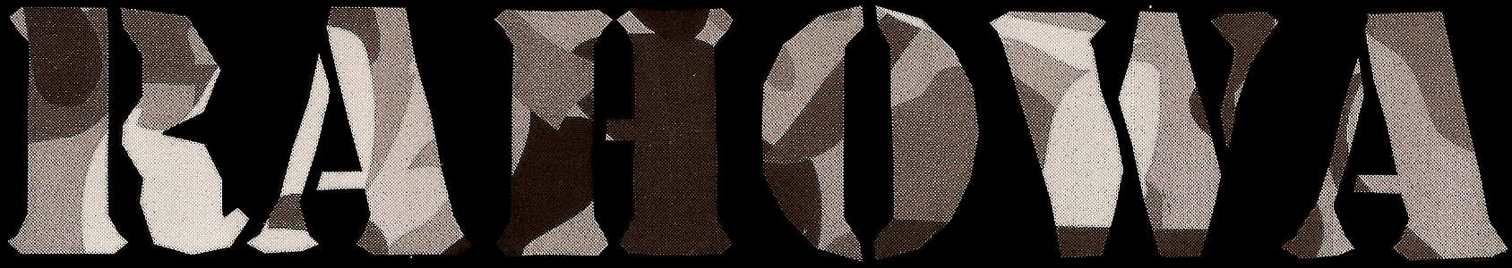 Rahowa - Logo