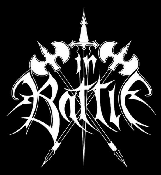 In Battle - Logo