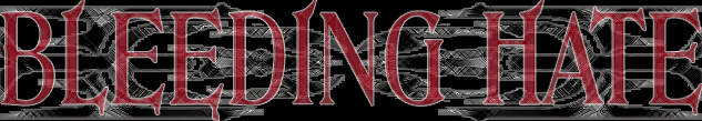 Bleeding Hate - Logo