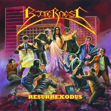 Bitterness - Resurrexodus