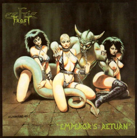 Celtic Frost - Morbid Tales / Emperor's Return