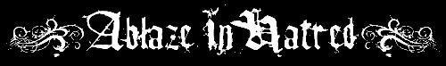 Ablaze in Hatred - Logo