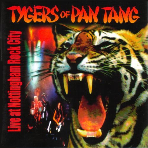 Tygers of Pan Tang - Live at Nottingham Rock City