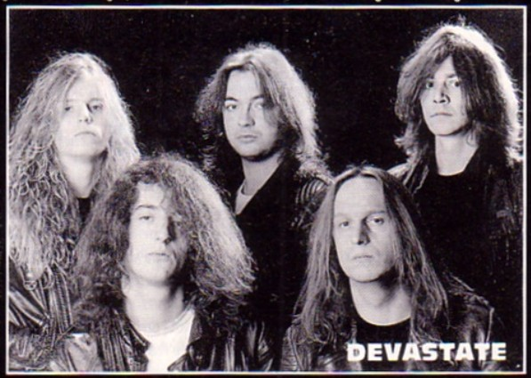 Devastate - Photo