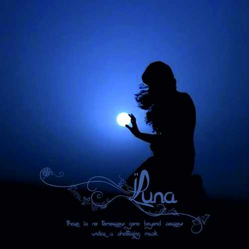 Luna - There Is No Tomorrow Gone Beyond Sorrow Under a Sheltering Mask