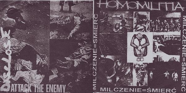 Homomilitia - Disclose / Homomilitia