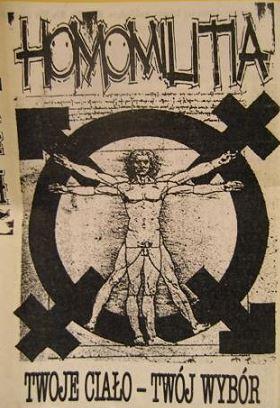 Homomilitia - Twoje ciało - twój wybór