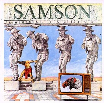 Samson - Shock Tactics