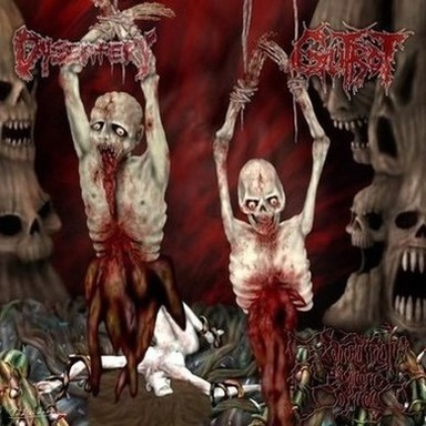 Gutrot / Dysentery - Excruciatingly Euphoric Torment