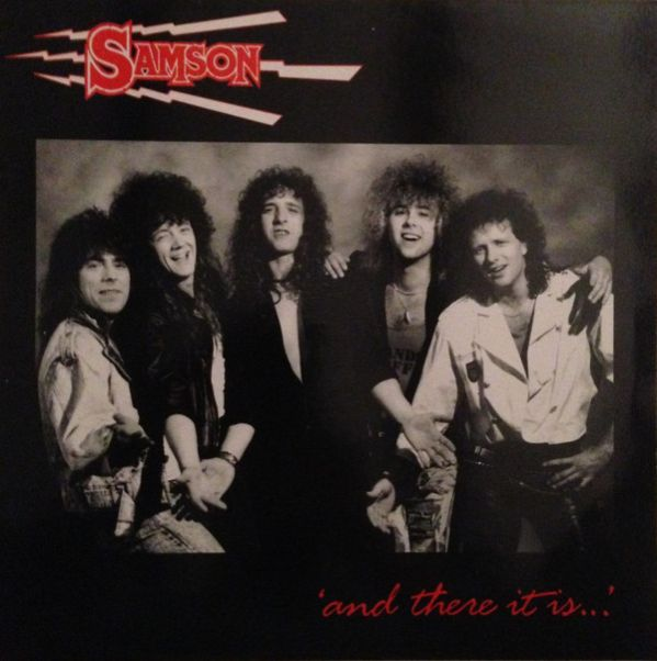 Samson - And There It Is