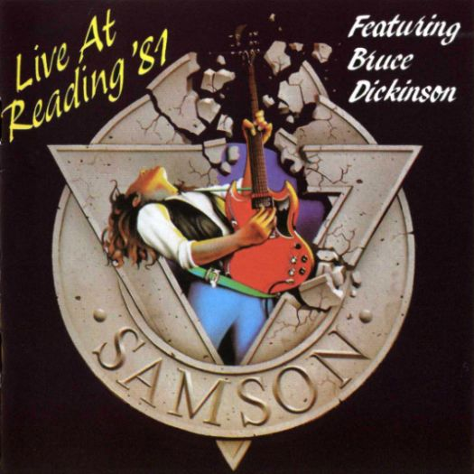 Samson - Live at Reading '81