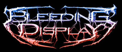 Bleeding Display - Logo