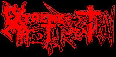 Extreme Masturbation - Logo