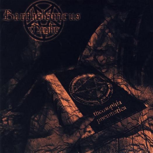 Bartholomeus Night - Theosophia Pneumatica