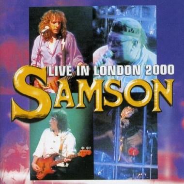 Samson - Live in London