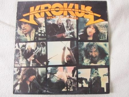 Krokus - Prior Convictions