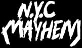 N.Y.C. Mayhem - Logo