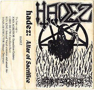Hadez - Altar of Sacrifice