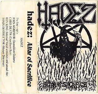 Hadez - Altar of Sacrifice