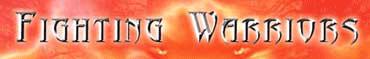 Fighting Warriors - Logo