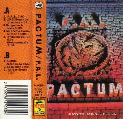 Pactum - F A L  - Encyclopaedia Metallum: The Metal Archives