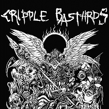 Cripple Bastards - Japan / Australia Tour 2014