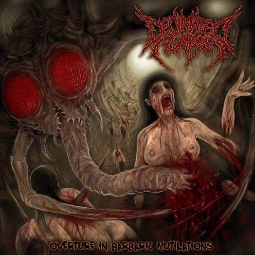 Decimated Humans - Overture in Barbaric Mutilations