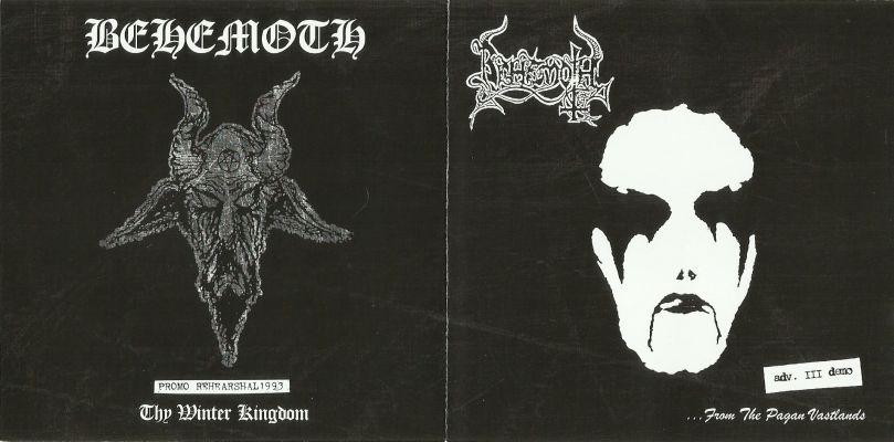Behemoth - Thy Winter Kingdom / ...from the Pagan Vastlands