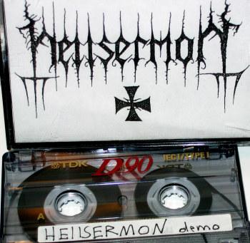Hellsermon - Caressed by Hellfire