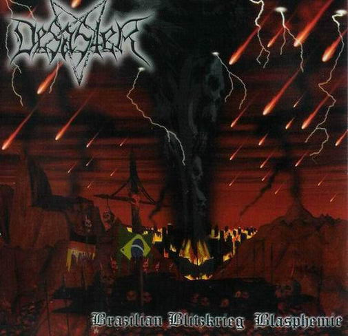 Encyclopaedia Metallum: The Metal Archives - Desaster - Brazilian ...