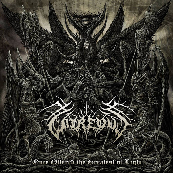 Vitreous - Once Offered the Greatest of Light