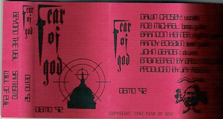 Fear of God - 1992 Demo (I)