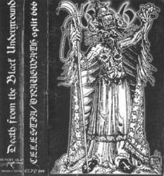 Celestia / Black Draugwath - Evanescence / The Bottomless Armageddon
