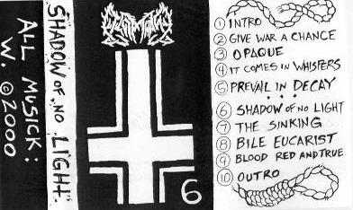 Leviathan - Shadow of No Light