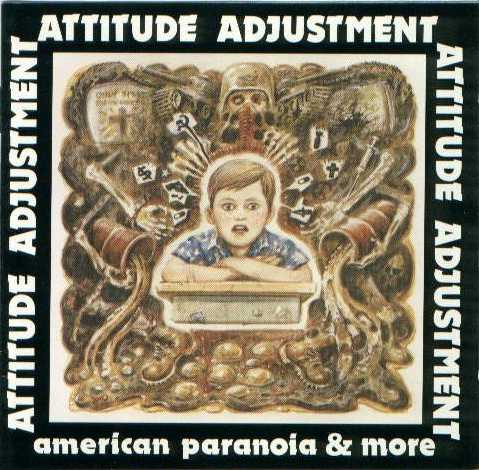 Attitude Adjustment Lyrics – Aerosmith