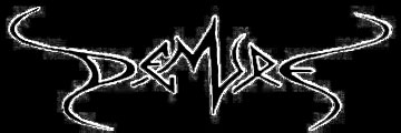 Demure - Logo
