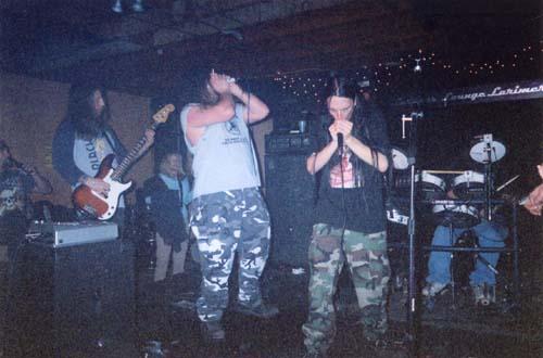 Nicaraguan Death Squad - Photo