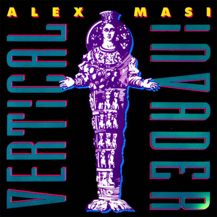 Alex Masi - Vertical Invader